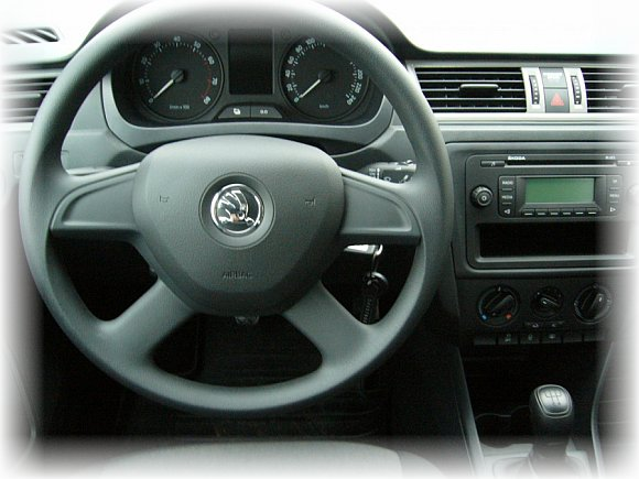 skoda rapid active features