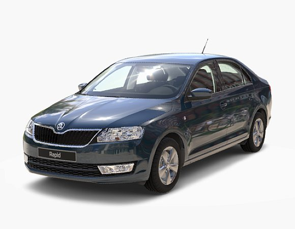 skoda rapid night